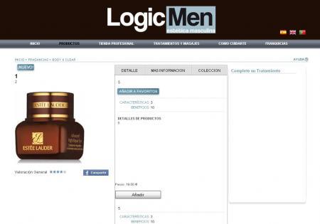 ficha de productos de logicmen.com