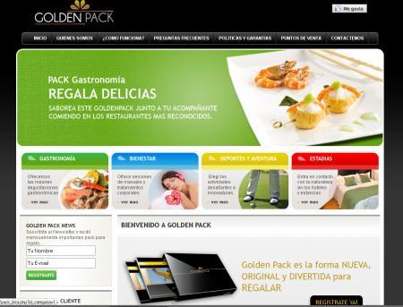 Home de goldenpack.com.ar