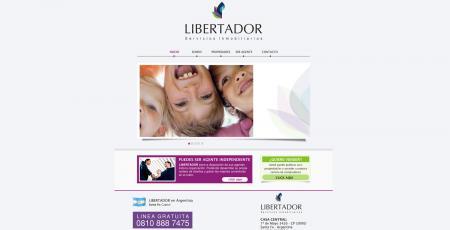 Home de libertadorargentina.com.ar