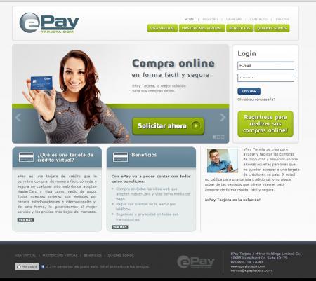 Home de epaytarjeta.com