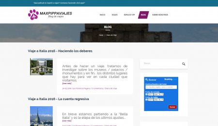 Blog de Viajes - maxpippaviajes.com.ar