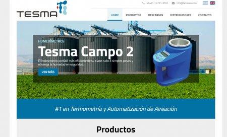 Home Tesma