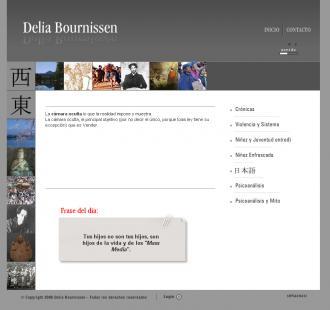 pagina Principal de deliabournissen